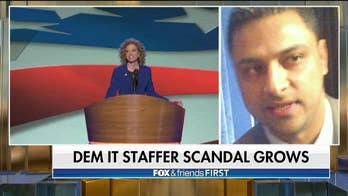 Justice Department covers up possible spy ring scandal in Democratic congressional offices