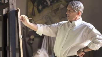 Antonio Banderas channels Pablo Picasso in 'Genius'