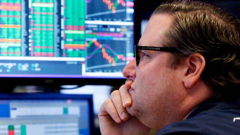 Stocks tank as interest rates rise