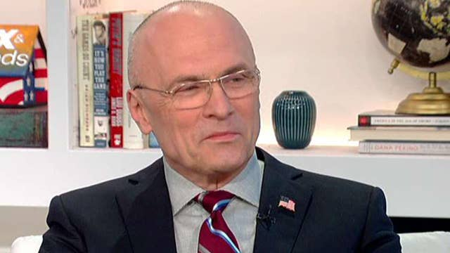 Andy Puzder: Left is trying to stop Trump boom