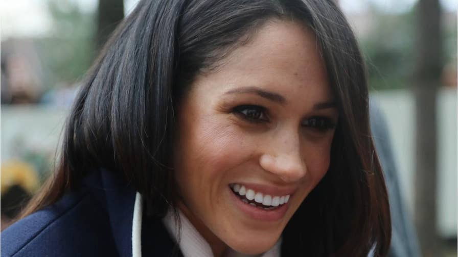 """Andrew Morton, the controversial British biographer published a new book titled """"Meghan: A Hollywood Princess"""" just a month before the """"Suits"""" star marries Diana's youngest son Prince Harry in May."""