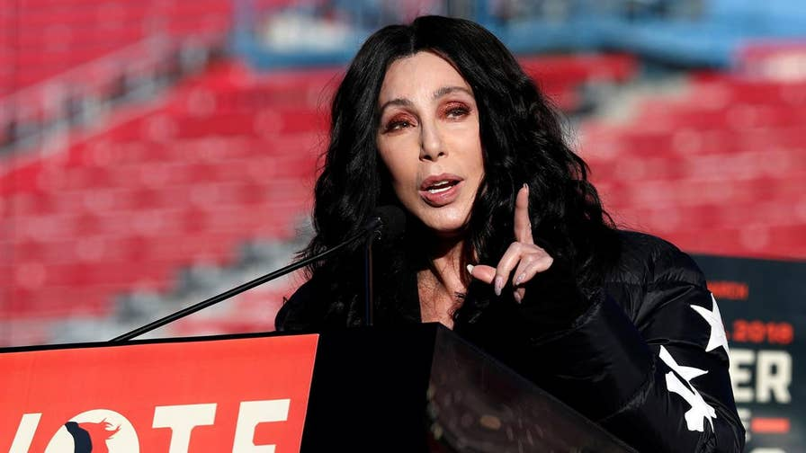 Cher has admitted she went 'too far' in her recent criticism of President Trump, but she's not exactly sorry for calling him a 'cancer ravaging our nation.'