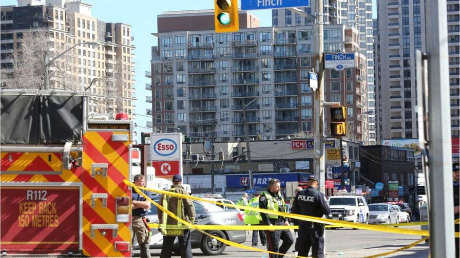"The Toronto man accused of mowing down pedestrians was allegedly inspired by the incel ""rebellion."""