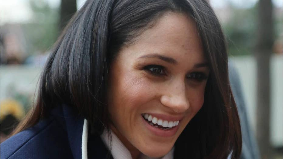 Controversial Diana biographer tackles Meghan Markle