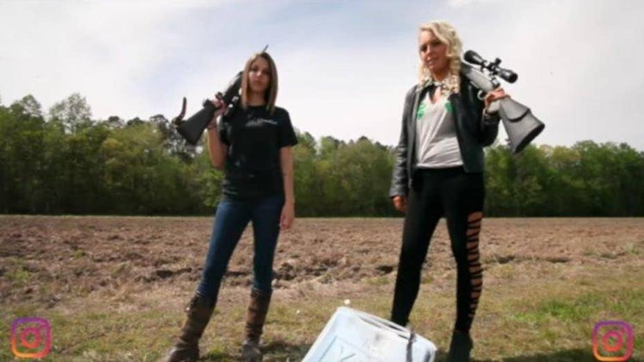 Yeti Cooler Challenge: Trigger-happy gun owners destroy products