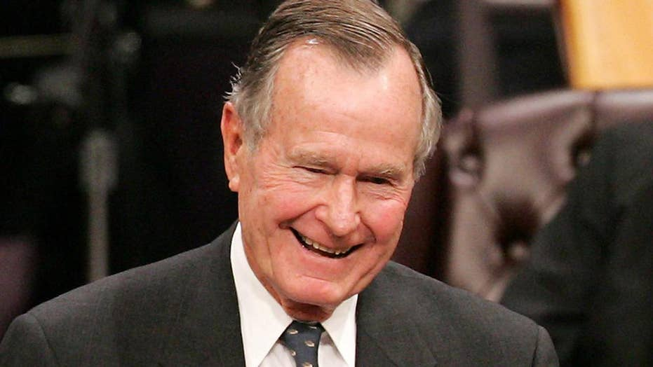 jenna bush hager remembers george h w bush with touching posts