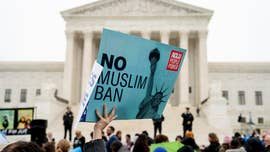 The Trump administration enjoyed a favorable reception Wednesday from the Supreme Court's conservative majority in the first significant legal test of this president's policies and power, as the justices reviewed the high-stakes challenge to the so-called travel ban.