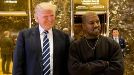 Several celebrities have lashed back and even reportedly unfollowed Kanye West after the rapper produced a string of pro-Trump tweets.