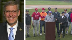 Georgia Republican Rep. Barry Loudermilk joins 'Your World' to discuss returning to baseball practice for the first time since last year's shooting in Alexandria, Virginia.