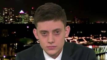 Kyle Kashuv, the second amendment-supporting Parkland massacre survivor, tells Tucker that school security officers pulled him out of class and questioned him Monday after he tweeted about visiting a gun range with his father. #Tucker