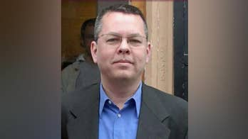 American Andrew Brunson faces charges that he is linked to a group accused of orchestrating a failed 2016 military coup; Democratic Sen. Jeane Shaheen and Republican Sen. James Lankford join 'Fox News @ Night with Shannon Bream' to explain why they want the Trump administration to take a tougher stance with Turkey until the pastor is freed.