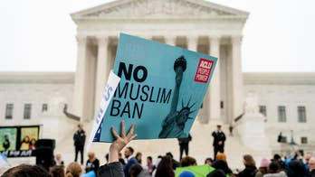 President Trump's controversial travel ban restricts visitors from five Muslim countries, North Korea and Venezuela; 'Fox News @ Night' Anchor Shannon Bream reports.