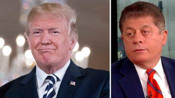 White House stands by Veterans Affairs secretary nominee Ronny Jackson amid reports of misconduct allegations. Fox News senior judicial analyst Judge Andrew Napolitano reacts on 'Outnumbered.'