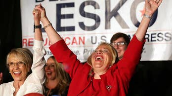 Political strategist Bruce Mehlman weighs in on Republican Debbie Lesko's defeat of Democrat Hiral Tipirneni in Arizona's congressional race and offers his perspective on the 2018 midterms elections.