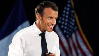 French President Emmanuel Macron wrapped up his visit to the U.S. with an address to members of Congress; chief congressional correspondent Mike Emanuel reports from Capitol Hill.