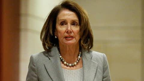 Pelosi's leadership position in jeopardy?