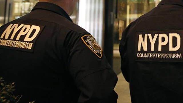 NYPD concerned about drone attacks in NYC