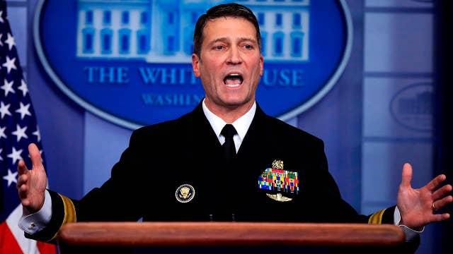 Coffman: We need Jackson to be 'Marine Corps tough' at VA