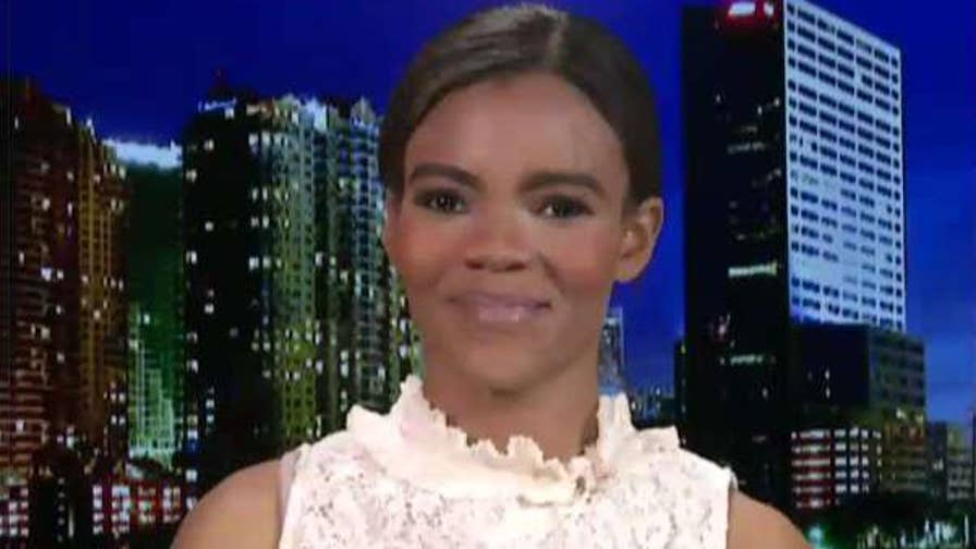 Conservative commentator Candace Owens joins 'The Ingraham Angle' to discuss how she sparked a national debate on the conventional wisdom about African-American politics.