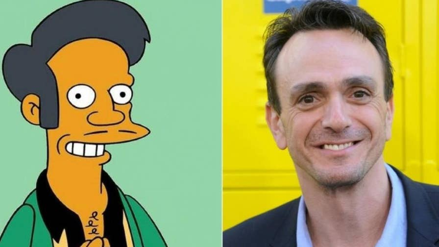 "Actor Hank Azaria said he's ""perfectly willing and happy to step aside"" in voicing Apu. Appearing on ""The Late Show"" on Tuesday, Azaria said he wants to make room for ""something new."""