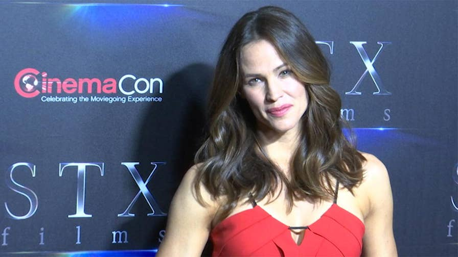 Garner talks to Fox and previews her new film coming out this fall