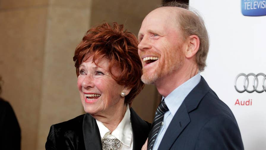 In her new memoir, 'Happy Days' star Marion Ross credits the show's lasting success to the close-knit cast. Saying that softball kept the cast together over the years.