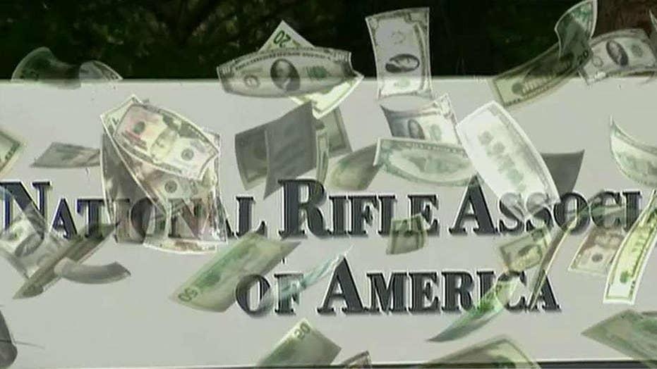 NRA breaks 15-year fundraising record