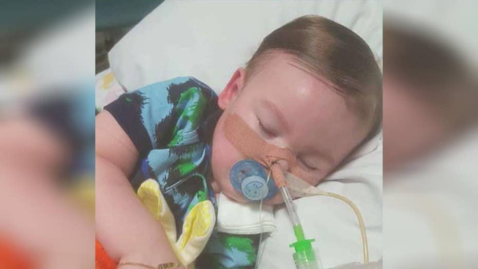 UK judge denies parents' appeal for Alfie Evans