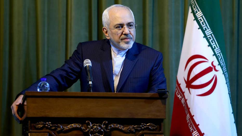 Iran responds to Trump's nuclear deal threat