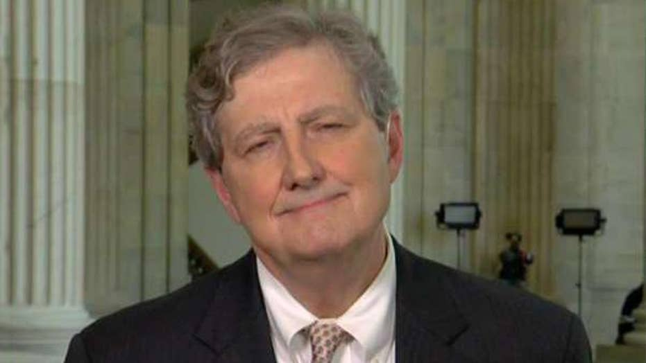 Sen. Kennedy on alliance between US and France, Iran deal