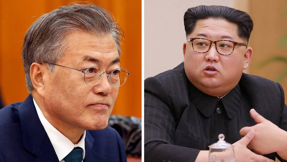 Leaders of South and North Korea to meet Friday