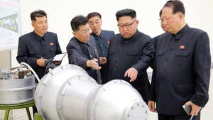 Did Kim Jong Un make decision as an act of good faith or was his hand forced by a collapse of North Korea's nuclear test mountain? Analysis from Gen. Jack Keane, Fox News senior strategic analyst.