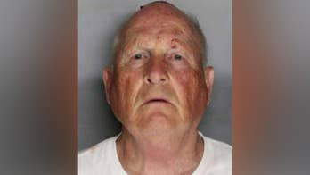 Former police officer, 72-year-old Joseph James DeAngelo, was arrested at his Citrus Heights, Calif. home on Tuesday in relation to one of the worst unsolved crime sprees in U.S. history. The so-called 'Golden State Killer' is thought to have committed at least killed 12 homicides, 45 rapes and over 120 burglaries in the 1970s and '80s. The case was cracked in the past week, when investigators matched DeAngelo's DNA with two murders in 1980.