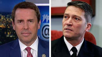 Democrats who have met with Dr. Ronny Jackson say privatizing the VA is a red line issue for them; Rep. Mark Walker shares his take on 'Fox News @ Night with Shannon Bream.'
