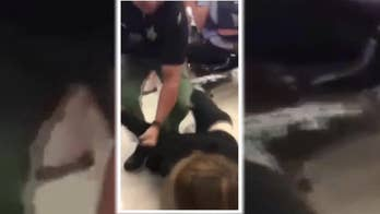 Florida student escalates situation leading to arrest.