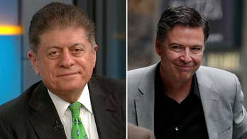 Former FBI director says he didn't break the law with the memo leak. Fox News senior judicial analyst gives his take on the leak.