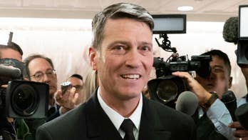 Dr. Ronny Jackson withdraws his nomination for Veterans Affairs secretary.