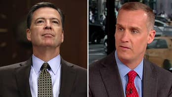 President Trump says 'Comey is a leaker and he is a liar...he leaked classified information;' reaction from former Trump campaign manager Corey Lewandowski on 'Outnumbered.'