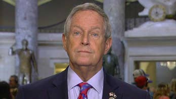 Republican congressman from South Carolina praises President Trump for standing firm on Iran, urges sanctions to be toughened.