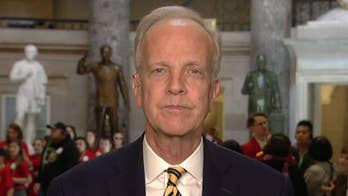 Republican senator from Kansas says the allegations against President Trump's pick to head the Department of Veterans Affairs needed to be aired.