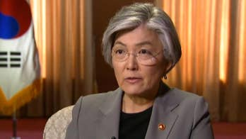Fox News' Greg Palkot spoke with South Korean Foreign Minister Kang Kyung-Wha about a potential summit with North Korea.