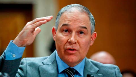 WATCH: Scott Pruitt testifies on the 2019 EPA budget