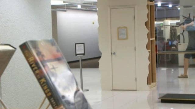 University of Utah installs cry closet