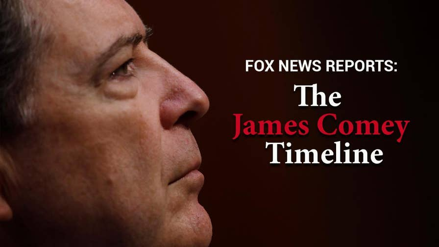 From James Comey's bombshell announcements on Hillary Clinton's email server to his firing and memos, a look at Fox News' reporting, including exclusive stories from Chief Intelligence Correspondent Catherine Herridge.