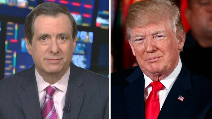 'MediaBuzz' host Howard Kurtz weighs in on President Trump's candid 'Fox & Friends' interview and how that plays well with his supporters but puts White House officials on edge.