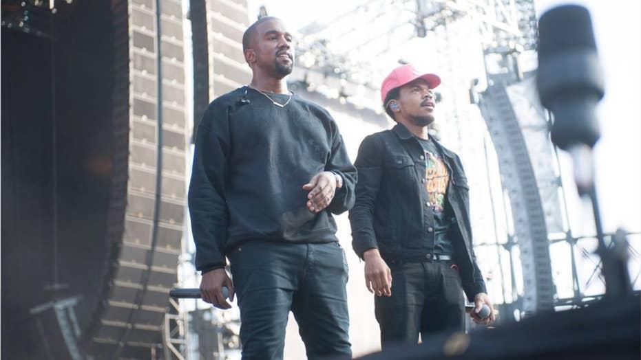 Kanye West breaks the internet with Trump tweet storm