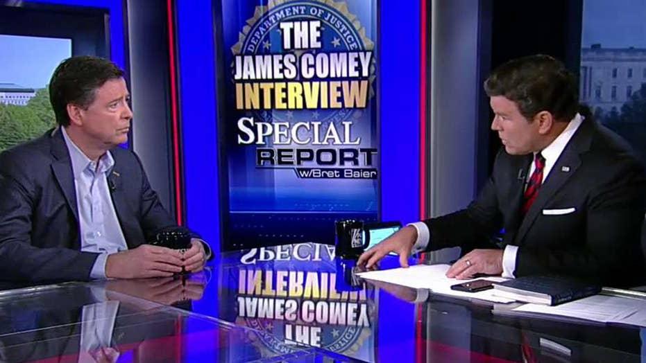 Comey talks memos, Steele dossier in Fox News interview