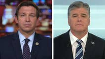 The Justice Department handed over missing text messages sent by FBI officials Peter Strzok and Lisa Page; Rep. Ron DeSantis reacts on 'Hannity.'