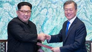 Kim Jong Un crosses border into South Korea for historic summit with President Moon; senior foreign affairs correspondent Greg Palkot reports from Seoul, South Korea.