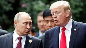 The Republican-authored report states the committee found no evidence of collusion between the Russia government and the Trump campaign; Peter Doocy reports from Capitol Hill.